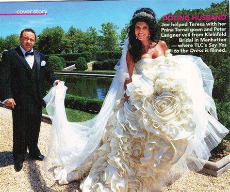 PHOTOS: Teresa Giudice Has A Second Wedding To Save