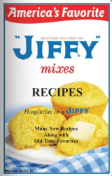 Jiffy Recipe Book w250 h250 FREE Jiffy Mix Recipe Book