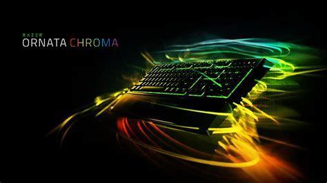 The Razer Ornata Chroma   YouTube