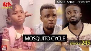 Download Comedy Video:- Mark Angel – Mosquito Cycle