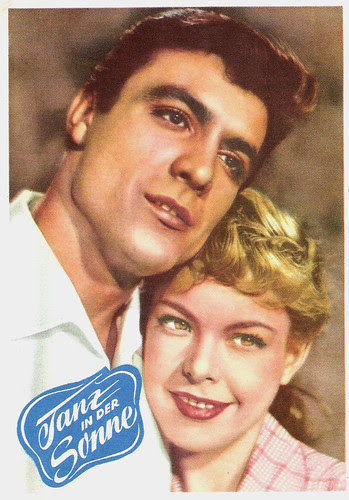 Franco Andrei, Cecile Aubry