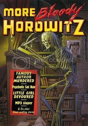 More Blood Horowitz by Anthony Horowitz