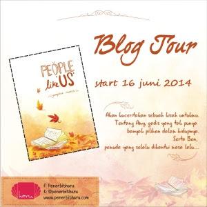 Blog Tour PLU
