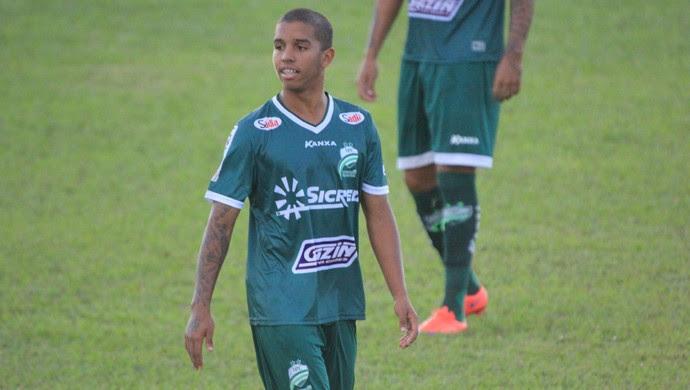 Lateral-esquerdo Marquinhos, Luverdense (Foto: Maico Gaúcho/Luverdense Esporte Clube)
