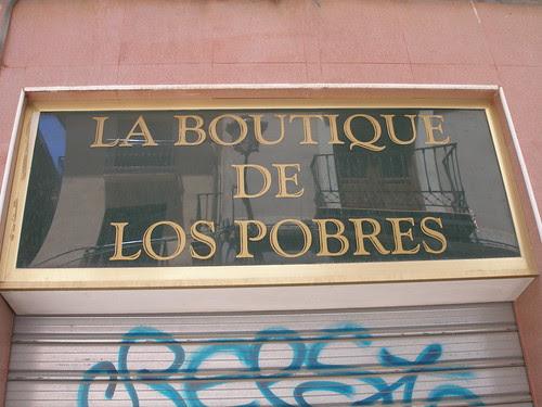 La Boutique de los Pobres