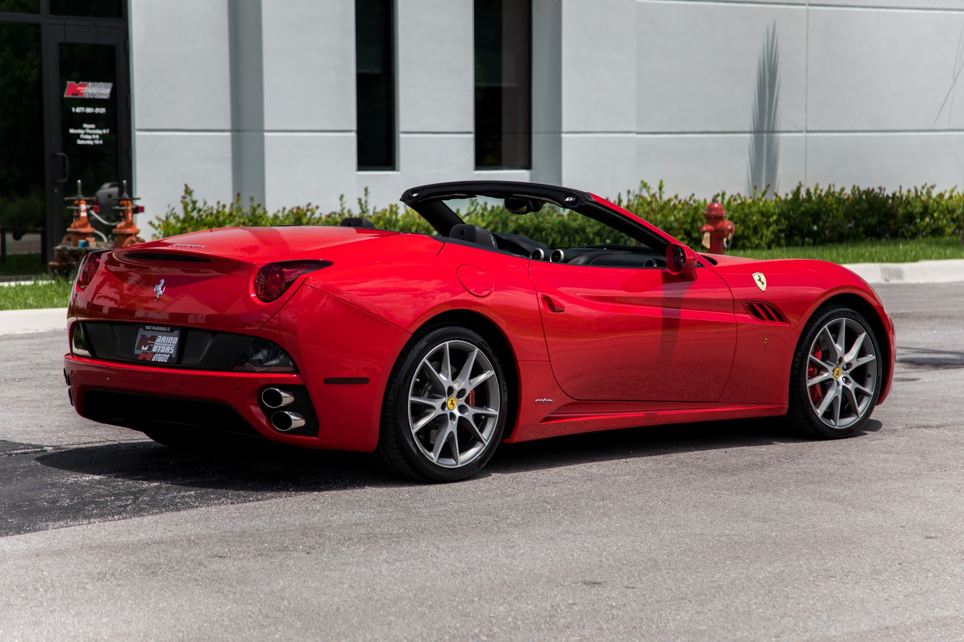 Used 2010 Ferrari California For Sale ($92,900) | Marino ...