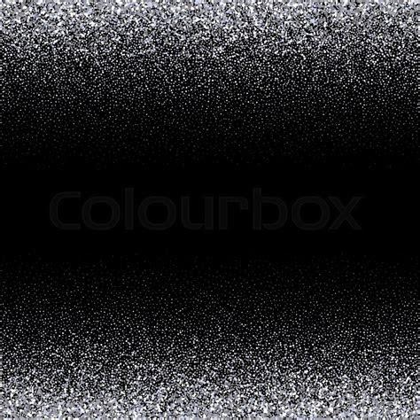 Falling glitter confetti. Vector     Stock vector