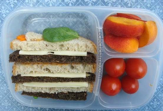 Princess and the Pea lunch