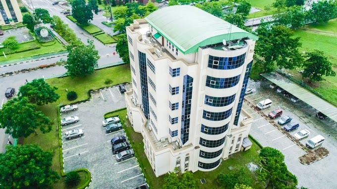 """Drone Shots And Photos Of Covenant University. """"Architectural Wonders!"""""""