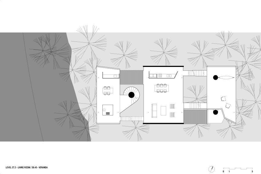 Casa en Ubatuba - SPBR Arquitetos, Arquitectura, diseño, casas