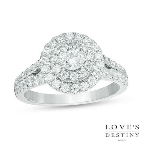 Love's Destiny by Zales 1 1/4 CT. T.W. Certified Diamond
