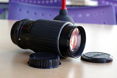 Pentax K 45-125mm f/4.0