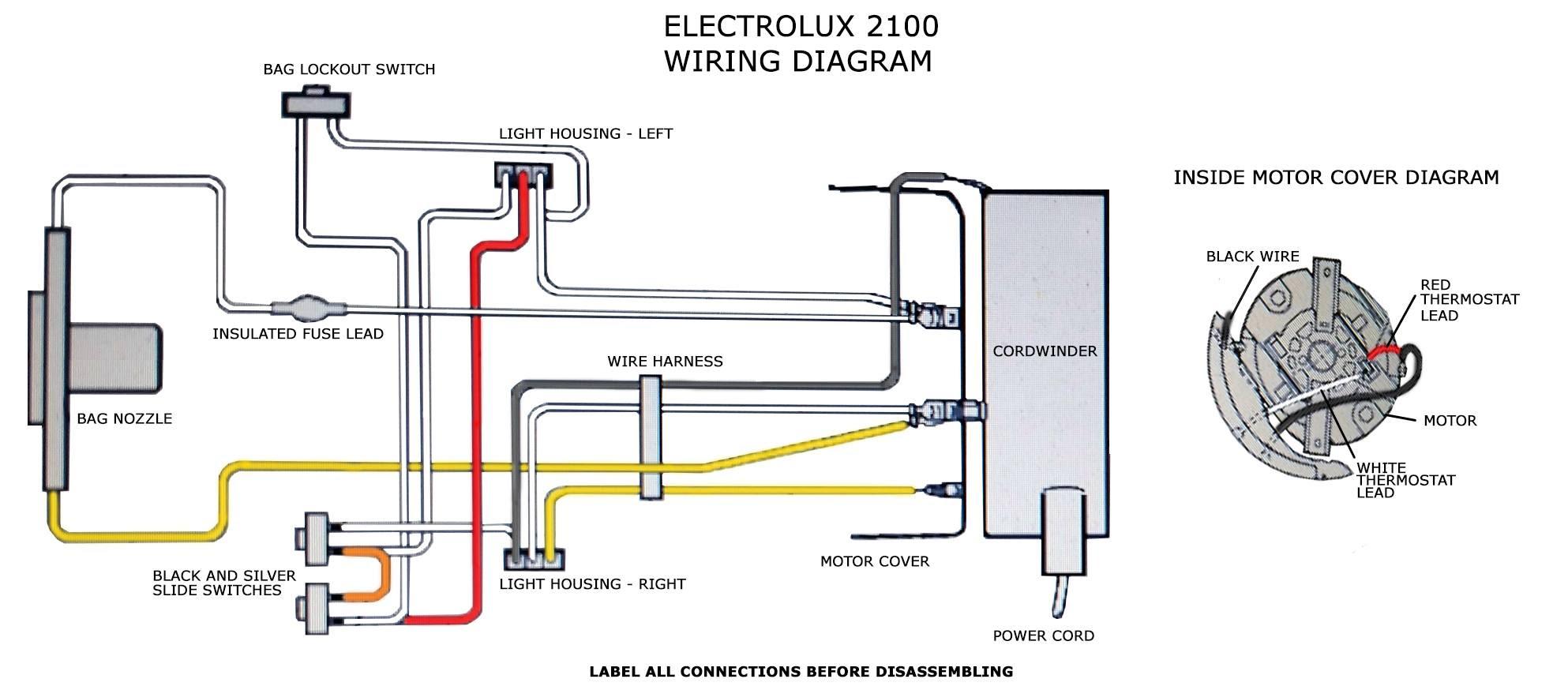 Vacuum Cleaner Wiring Diagram | Beam Central Vacuum Wiring Diagram |  | vacumme - blogger