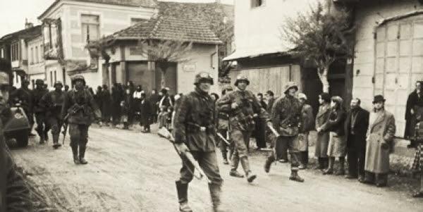 Οι Γερμανοί στο Σούλι - Η καταστροφή του Φαναρίου (Του Κώστα Λιολιούση)
