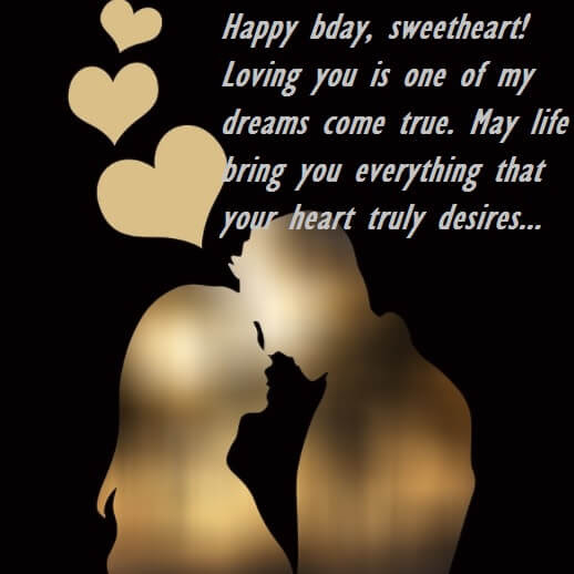 Birthday Wishes Quotes To Fiance Female Best Wishes