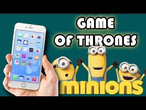 Game of Thrones Theme (Minions Remix Ringtone) [Download