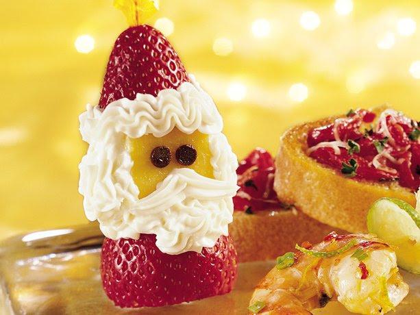 Çilek Santas