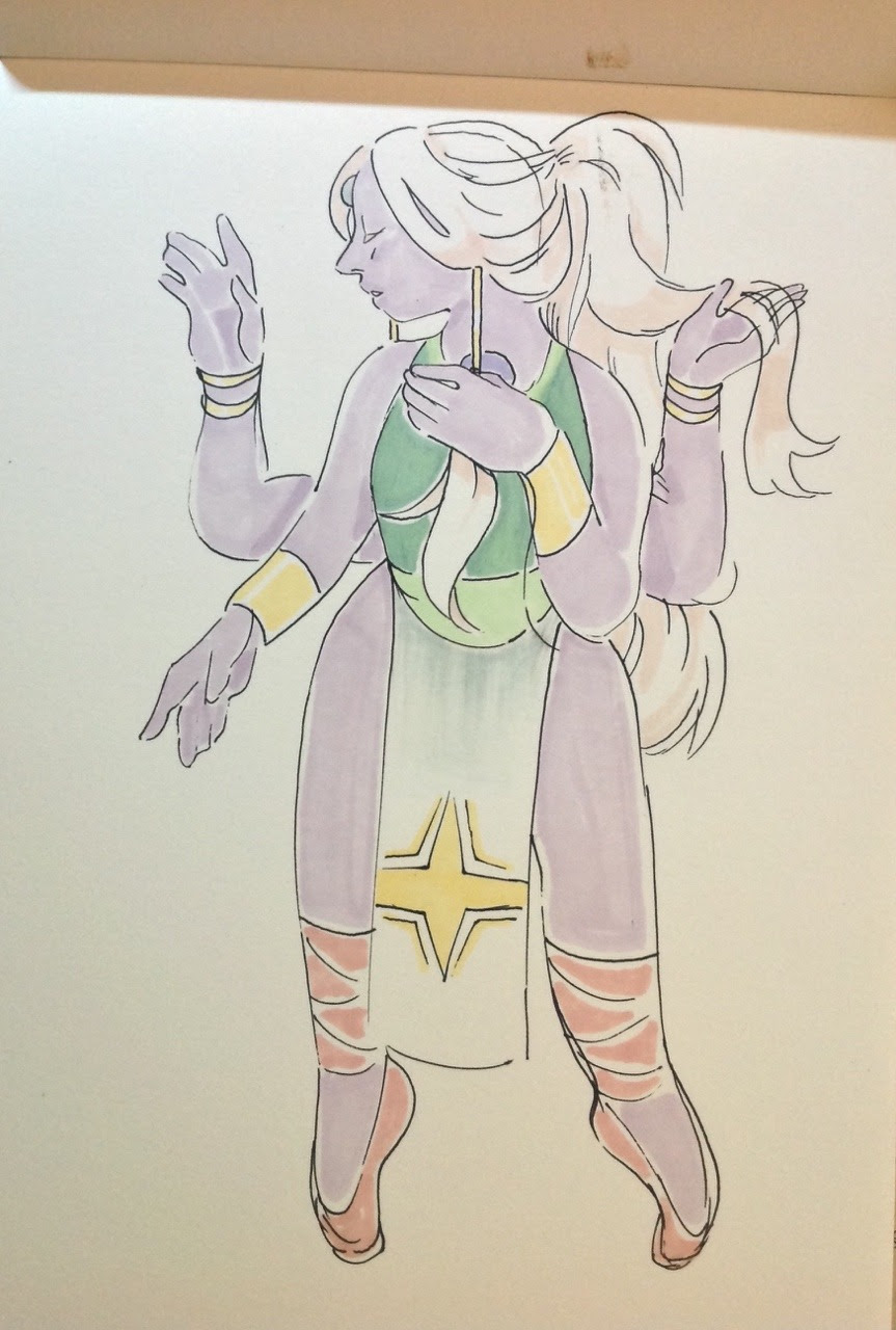 does anyone remember that rabbit meme where the girls like i love opal so much i wish wed see more of her? Me