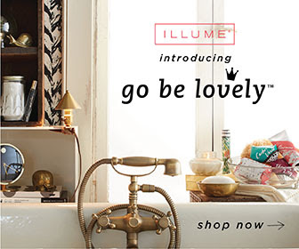 Introducing Go Be Lovely from Illume