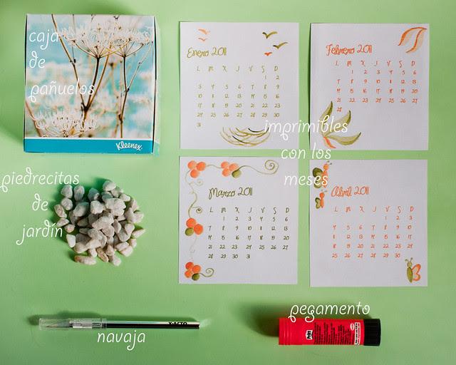 calendario mesa 2011-1