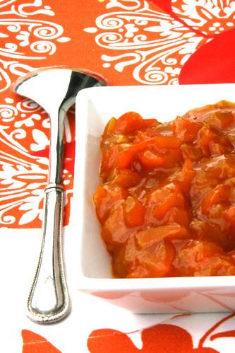 Kumquat Chutney fertig