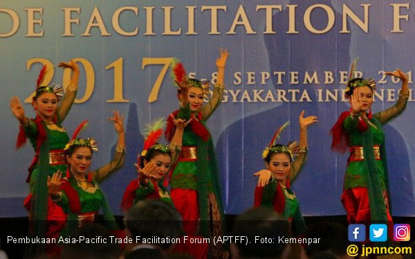 Wonderful Indonesia Jaring Wisman MICE via APTFF di Jogja - JPNN.COM