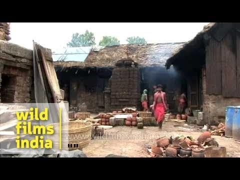 Jagannatha puri Orissa, priesters en keuken geheimen + video