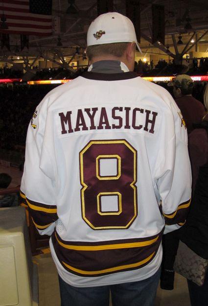 Mayasich, Mayasich