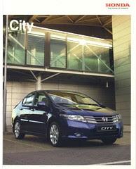 2009 Honda City brochure by harry_nl