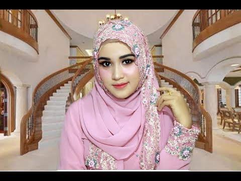 VIDEO : tutorial make up one brand wardah dan hijab pesta mewah - cara tutorial hijaber22 & make up, dan buat kalian yang ingincara tutorial hijaber22 & make up, dan buat kalian yang ingintutorial hijab'nya saja silahkan klik link ...