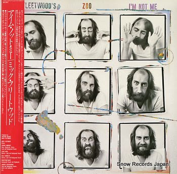MICK FLEETWOOD'S ZOO i'm not me