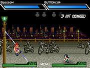 Jogar Powerpuff girls battle Jogos