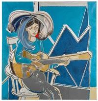 Paloma à la Guitare, 1965