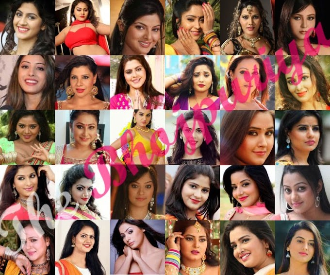 Top 20+ Dazzling Bhojpuri Actress With Name and Photo   भोजपुरी हीरोइन का नाम और फोटो