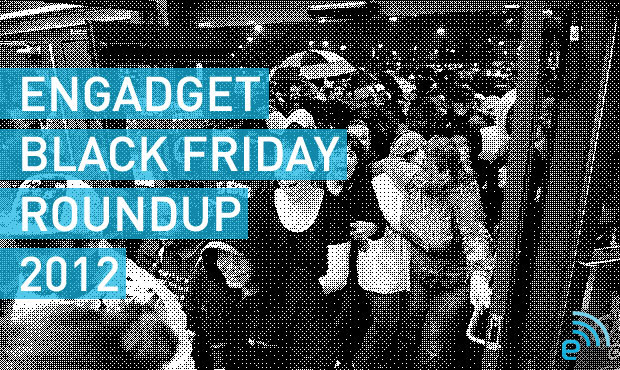 Engadget's Black Friday 2012 roundup