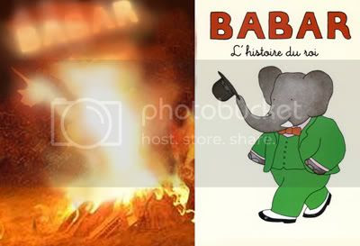 Babar on Fire