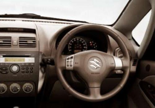 Maruti SX4 Steering Wheel
