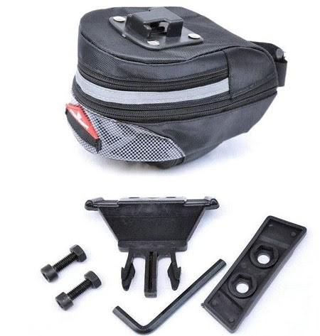Amazon.co.jp: GIANT サドルバッグ ジャイアント 多機能小物入れ: スポーツ&アウトドア