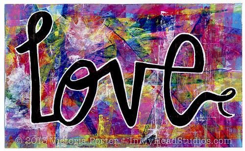 """LOVE"" ICAD : 6-27-13"