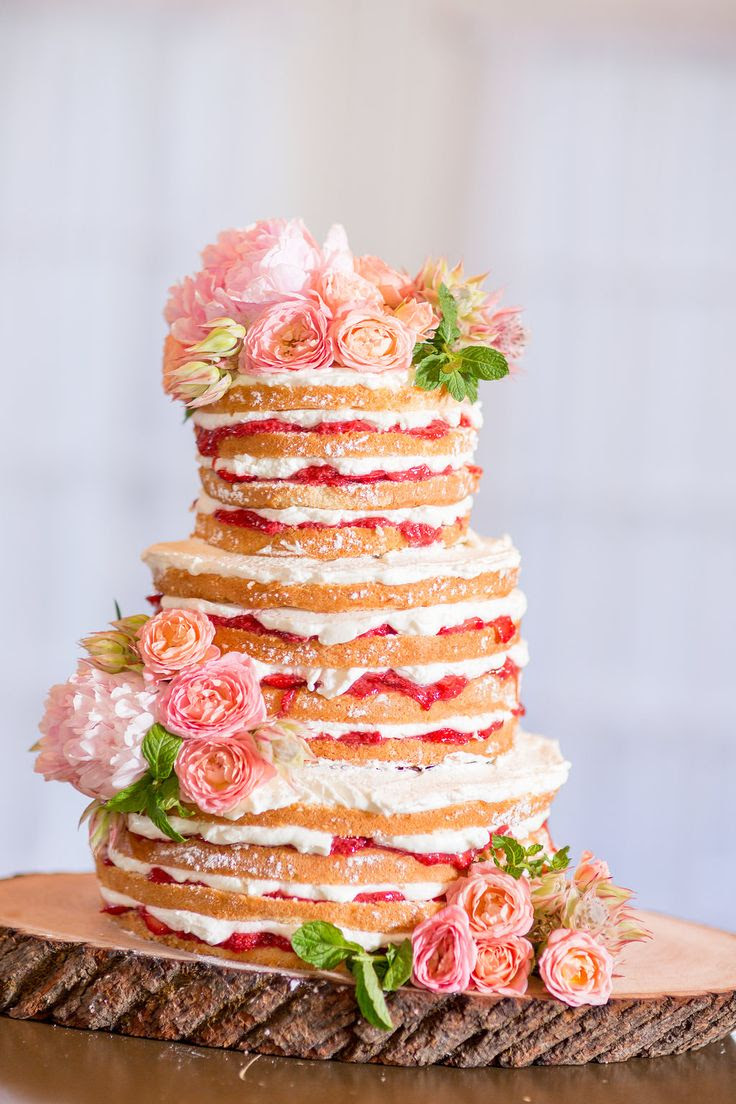Naked cake | Rodeo & Co. Photography