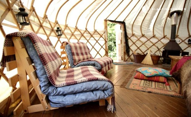 Most Unique Summer Glamping Sites outside of the US