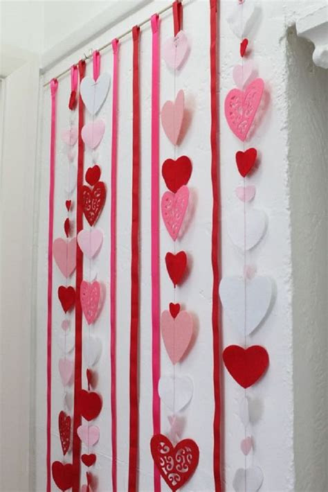 adorable red valentines day decor ideas