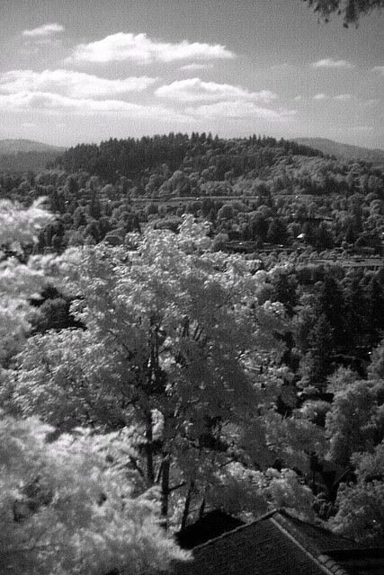 Kelly Butte, Infrared
