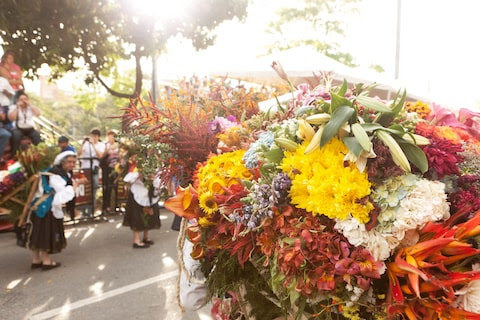 The city's annual flower festival