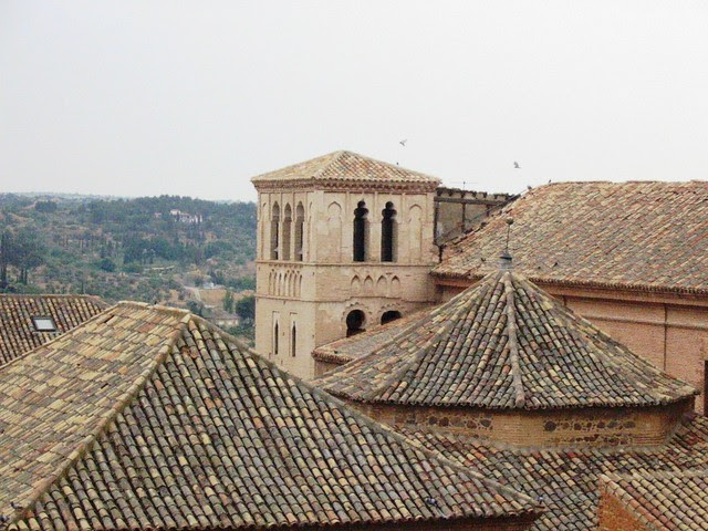 Torre mudéjar de San Pedro Mártir, Toledo