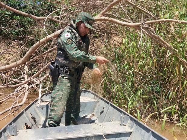 PM destaca que fiscalização continuará a ser realizada (Foto: Polícia Militar/Divulgação)