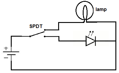 What Is A Single Pole Double Throw Spdt Switch