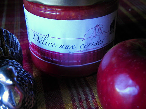 Cherry and Apple Compote
