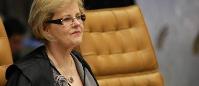A Ministra Rosa Maria Weber (Foto:  Ailton de Freitas / Agência O Globo)