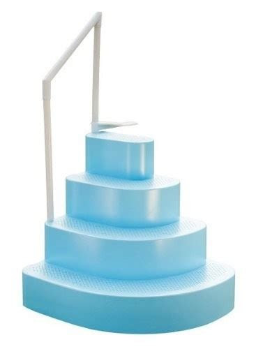 Blue Wave NE100BL Wedding Cake Step   Jet.com